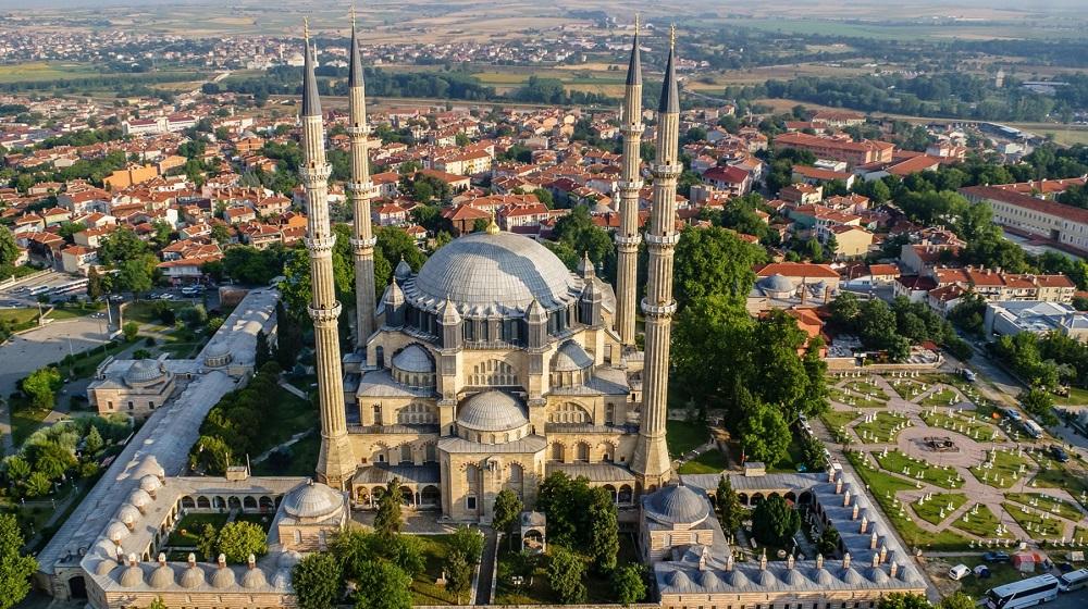 Selimiye Mosque, masterpiece of Ottoman dynasty - ATIA VIP Group