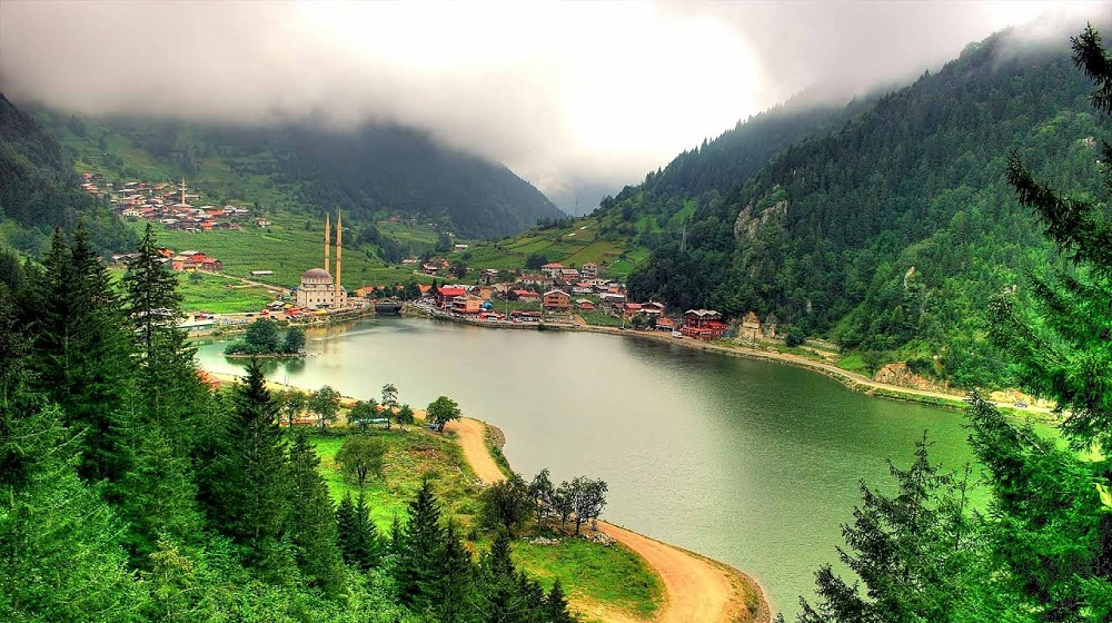 Trabzon, the city of mosques, churches and monasteries