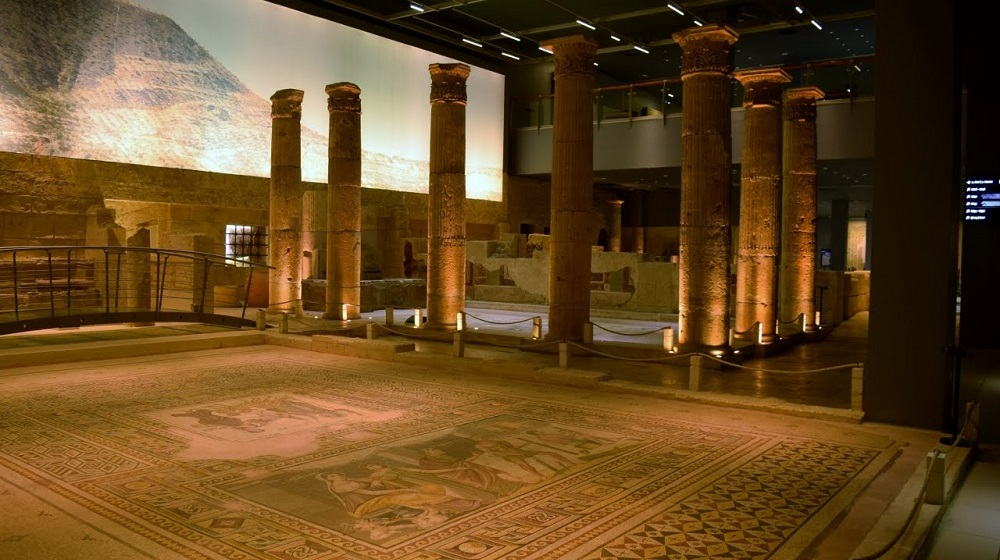 "Zeugma Museum, the second ""Mosaic Museum"" in the world!"