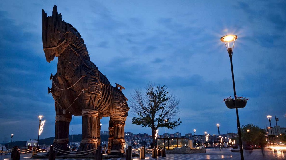 Çanakkale, the heart of untold stories about Troy!