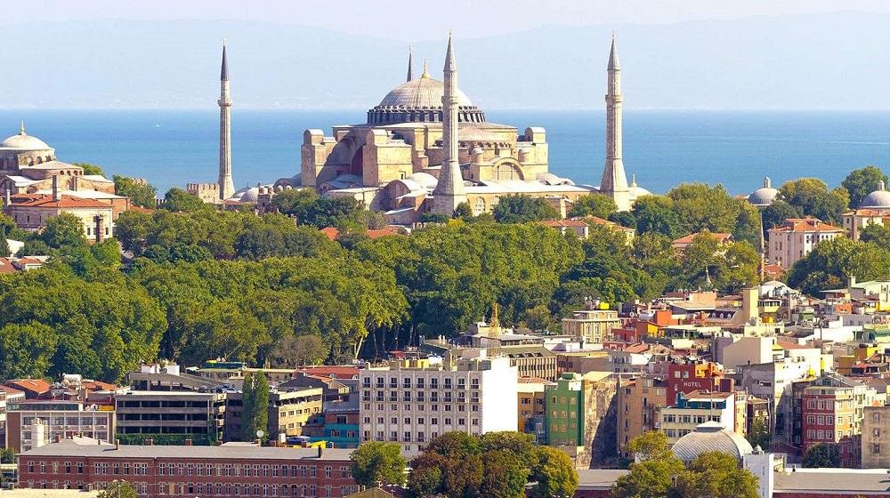 Türkiye'nin tarihi mirası yerleri ve eserleri