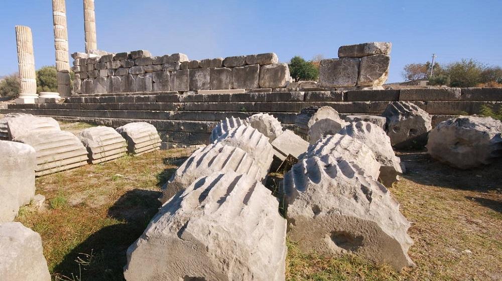Likya'nın başkenti Xanthos ve Letoon